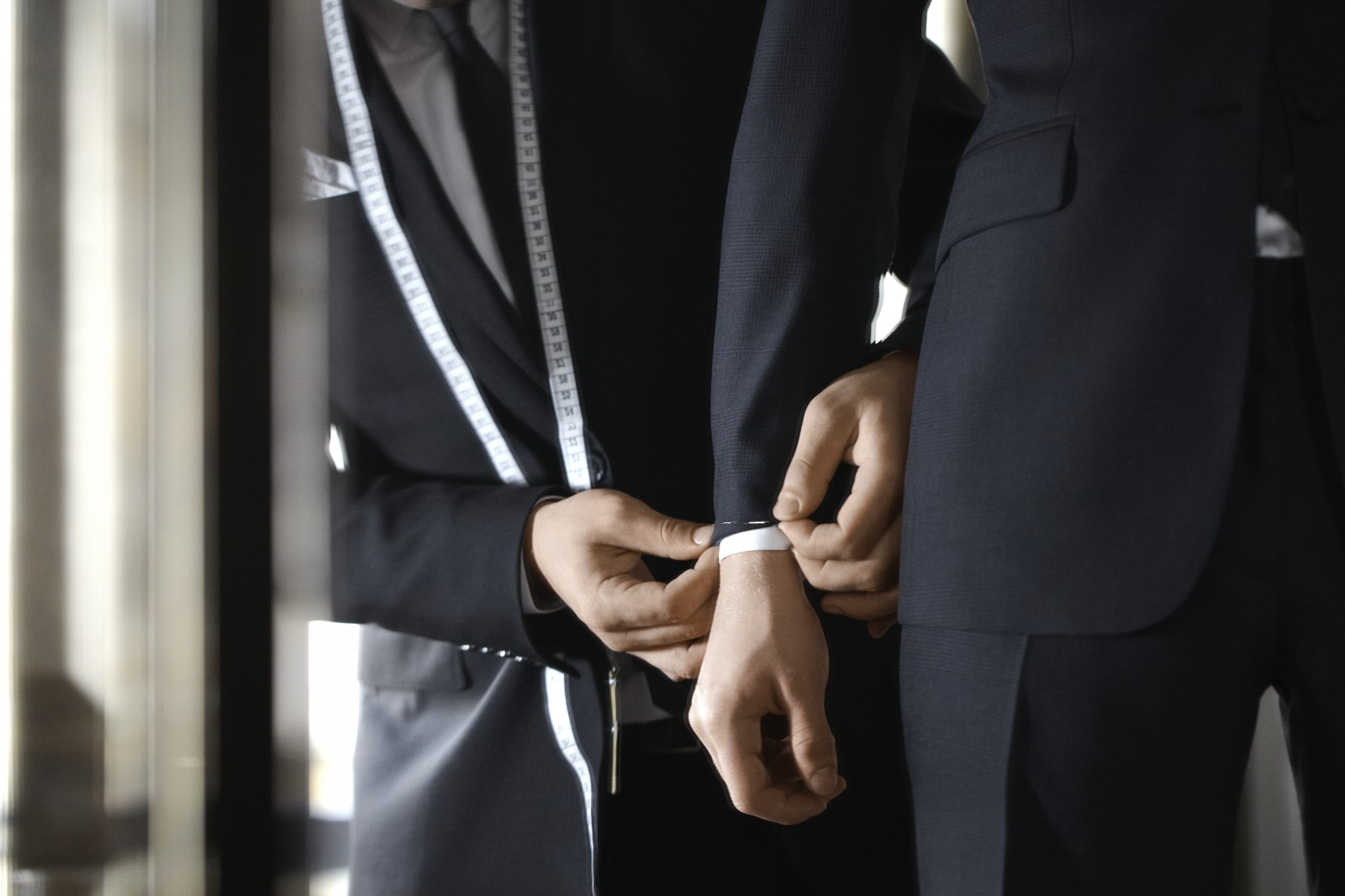 Tip #3: Invest In Tailored Clothing<